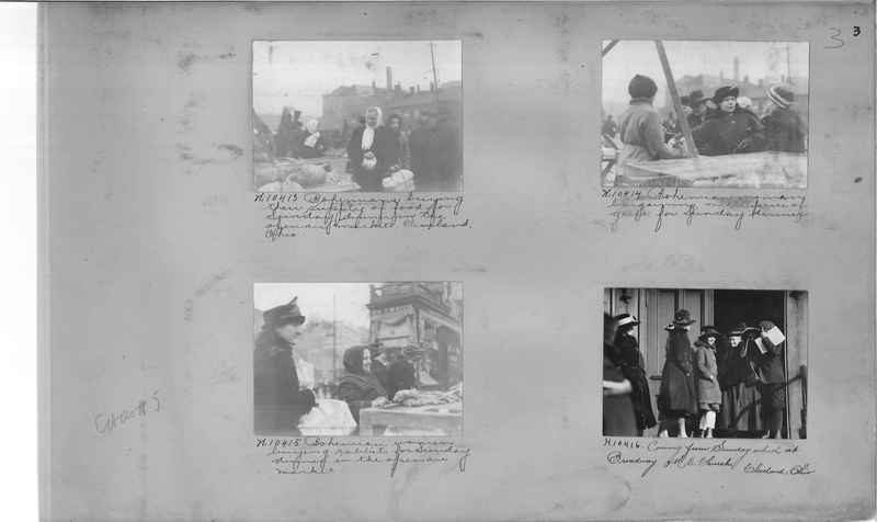 Mission Photograph Album - Cities #5 page 0003