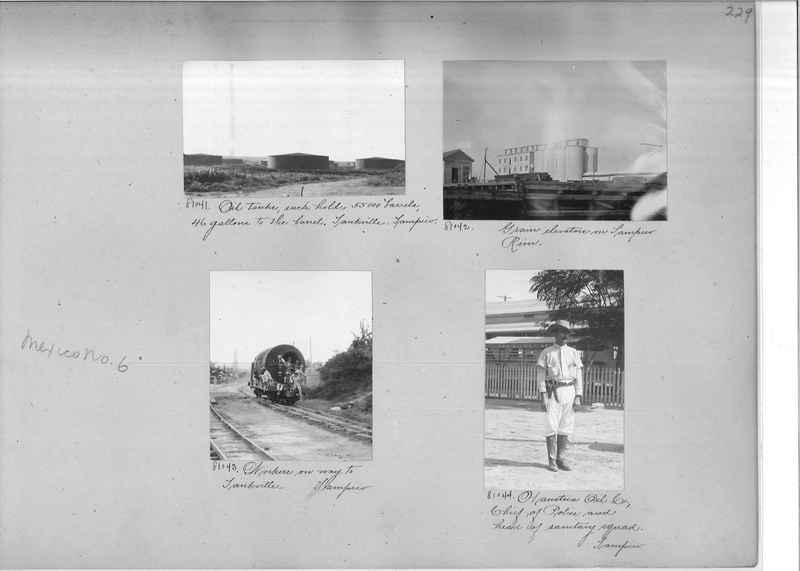 Mission Photograph Album - Mexico #06 page 0229