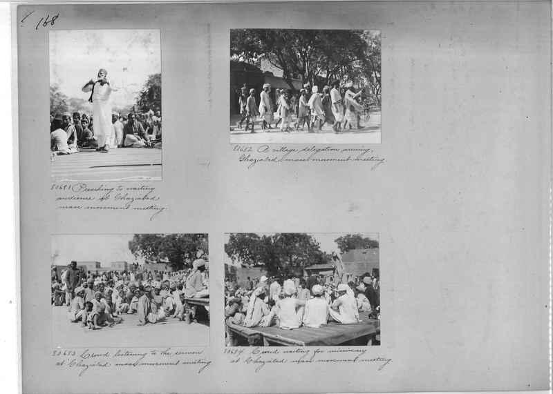 Mission Photograph Album - India #09 Page 0168