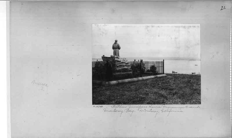 Mission Photograph Album - America #2 page 0021