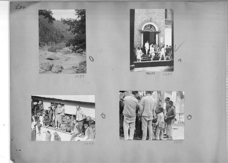 Mission Photograph Album - China #19 page 0284