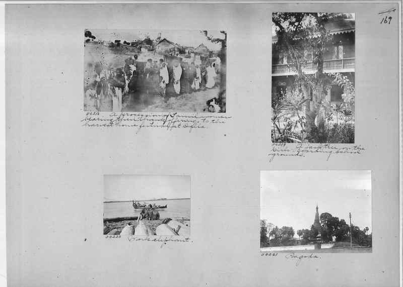 Mission Photograph Album - Burma #1 page 0169