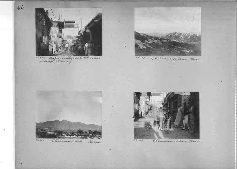 Mission Photograph Album - Korea #5 page 0036
