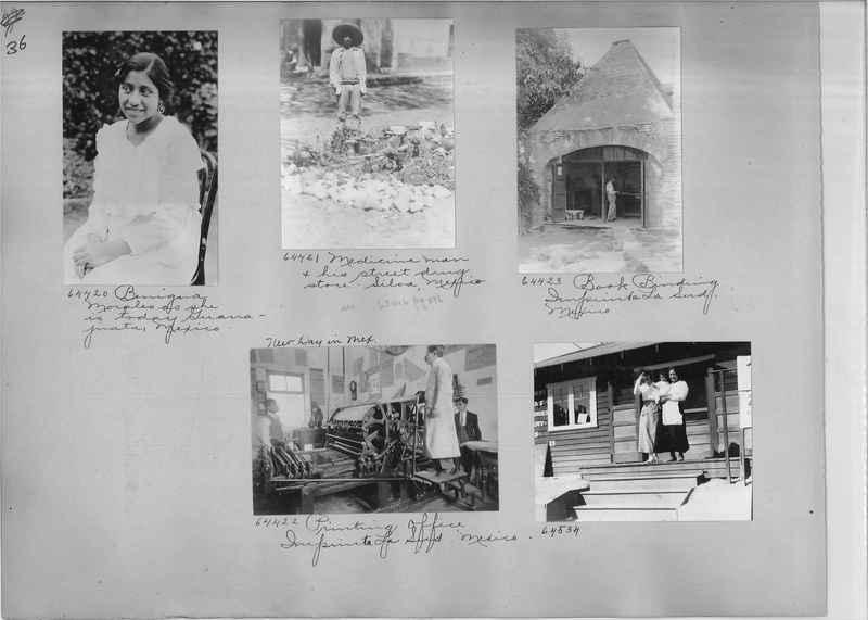 Mission Photograph Album - Mexico #03 Page_0036