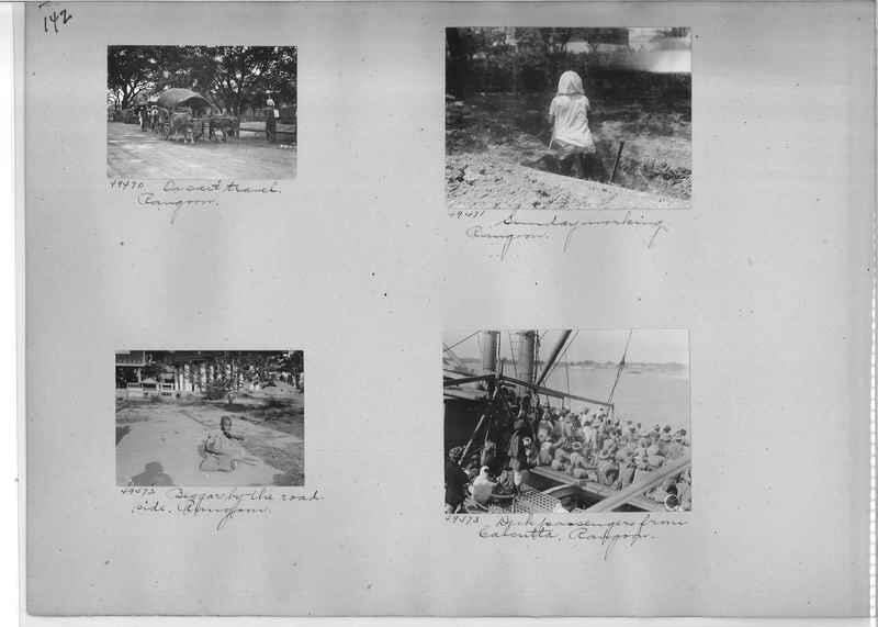 Mission Photograph Album - Burma #1 page 0142