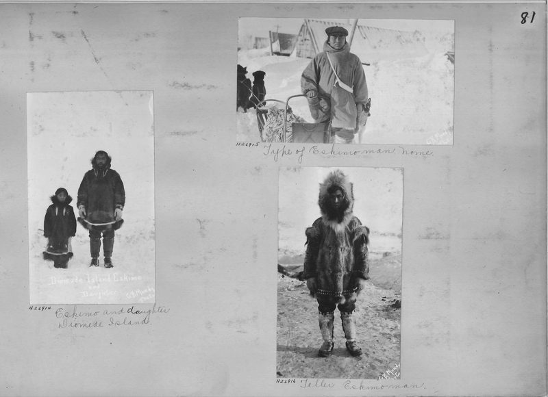 Mission Photograph Album - Alaska #1 page 0081