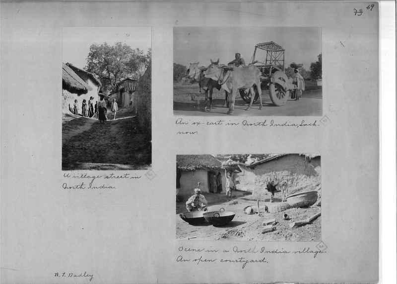 Mission Photograph Album - India - O.P. #01 Page 0069