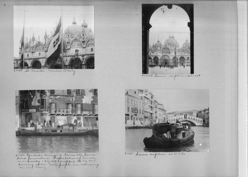 Mission Photograph Album - Europe #04 Page 0008