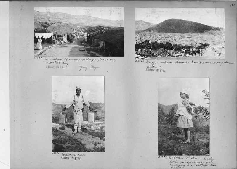 Mission Photograph Album - Korea #2 page 0183