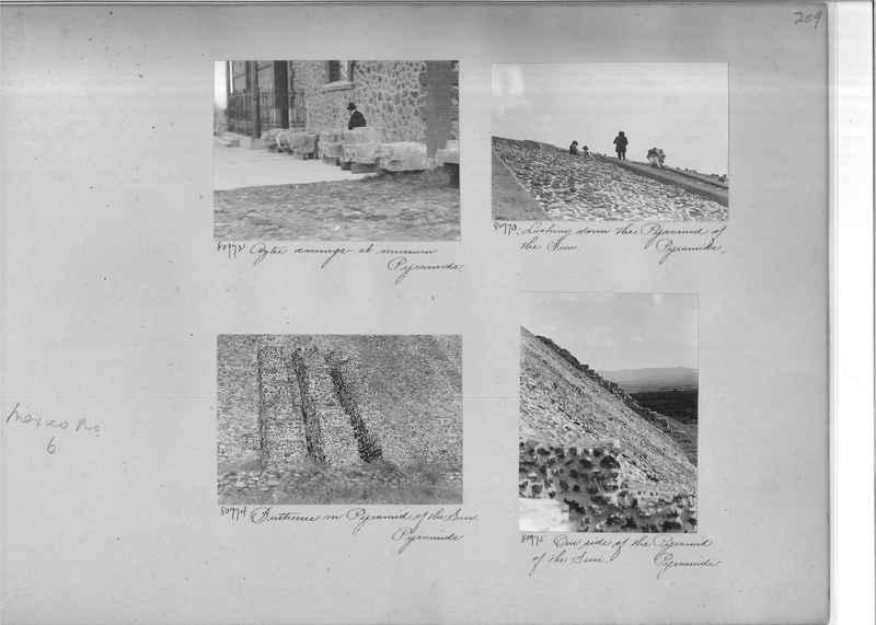 Mission Photograph Album - Mexico #06 page 0209
