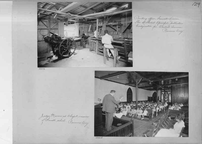 Mission Photograph Album - Panama #03 page 0129