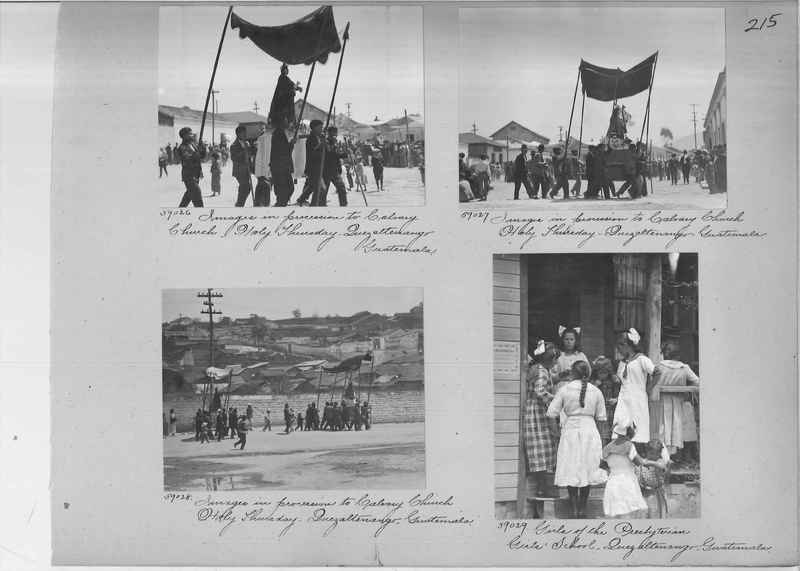 Mission Photograph Album - Panama #02 page 0215