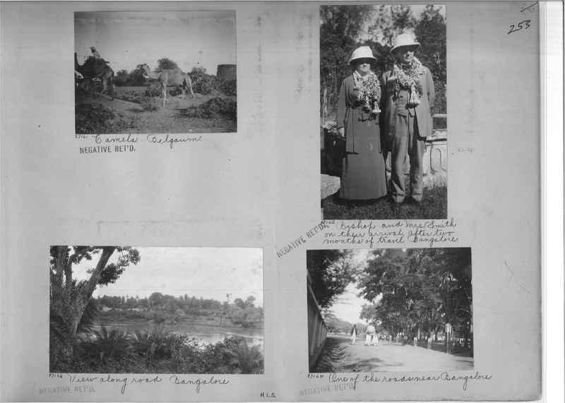 Mission Photograph Album - India #09 Page 0253
