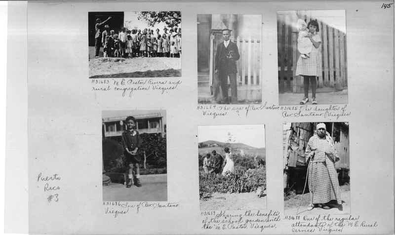 Mission Photograph Album - Puerto Rico #3 page 0145