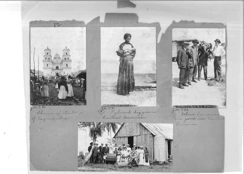 Mission Photograph Album - Mexico - O.P. #01 Page 0012