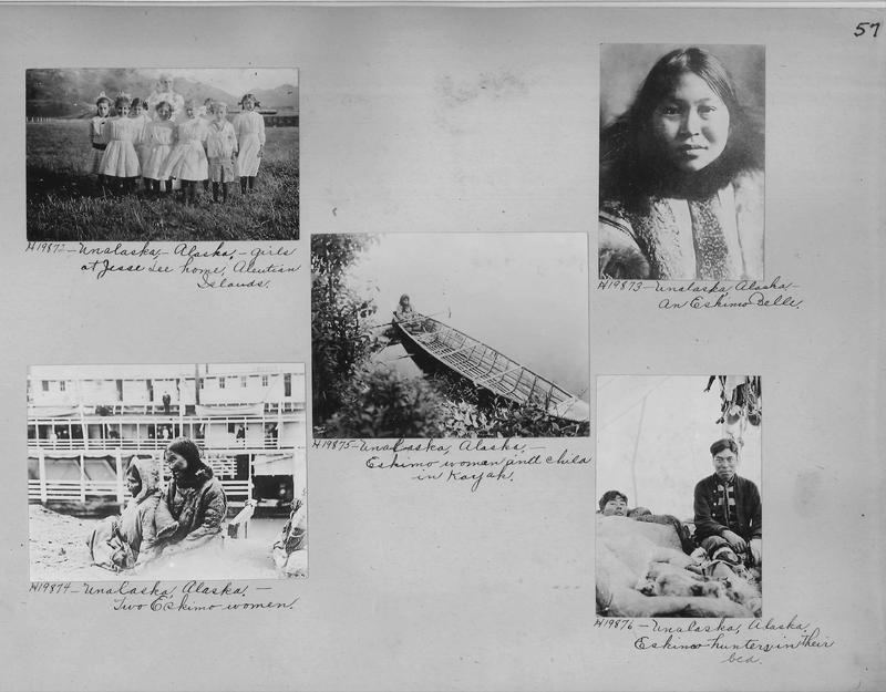 Mission Photograph Album - Alaska #1 page 0057