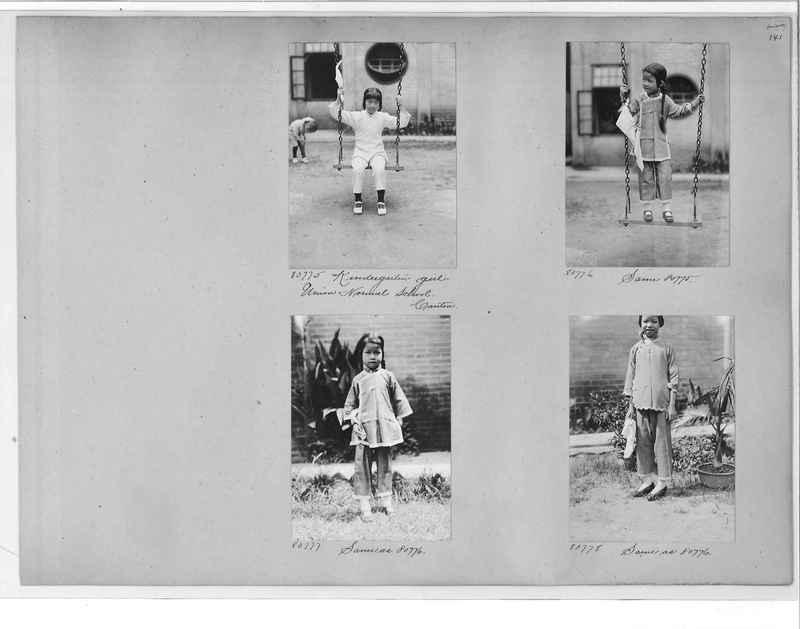 Mission Photograph Album - China #10 pg. 0141