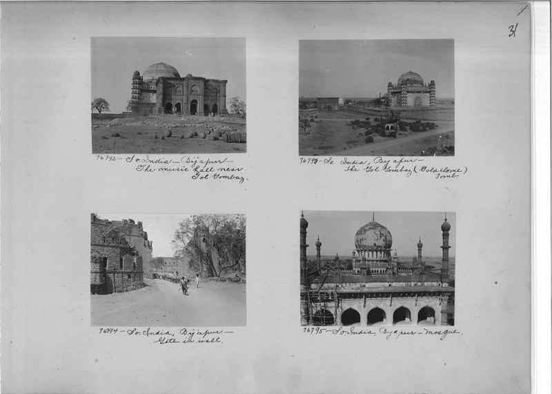Mission Photograph Album - India #09 Page 0031