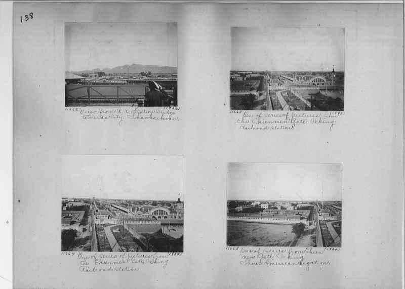 Mission Photograph Album - China #2 page  0138