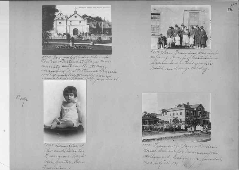 Mission Photograph Album - America #1 page 0085