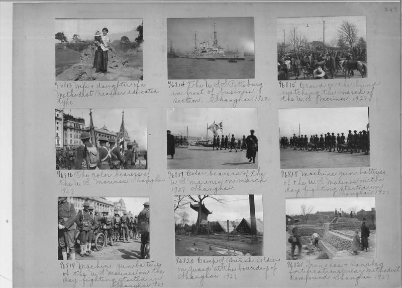 Mission Photograph Album - China #14 page 0249