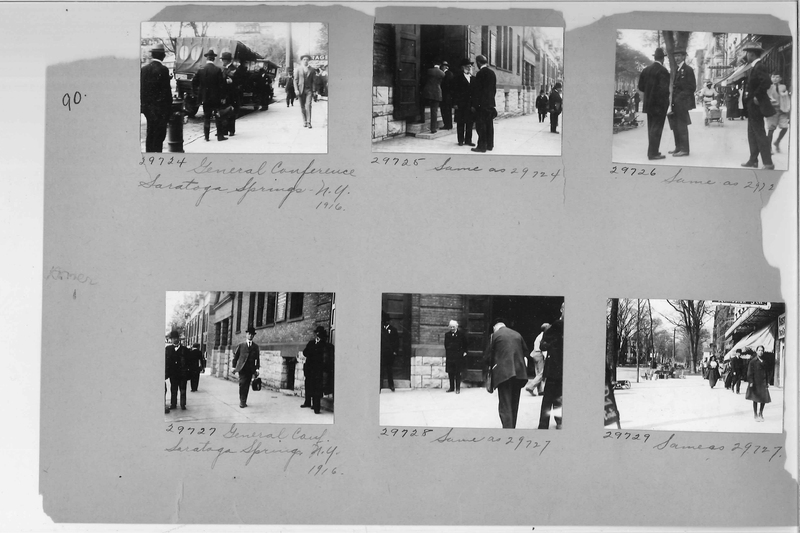 Mission Photograph Album - America #1 page 0090