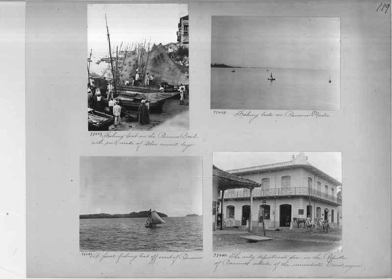 Mission Photograph Album - Panama #03 page 0119
