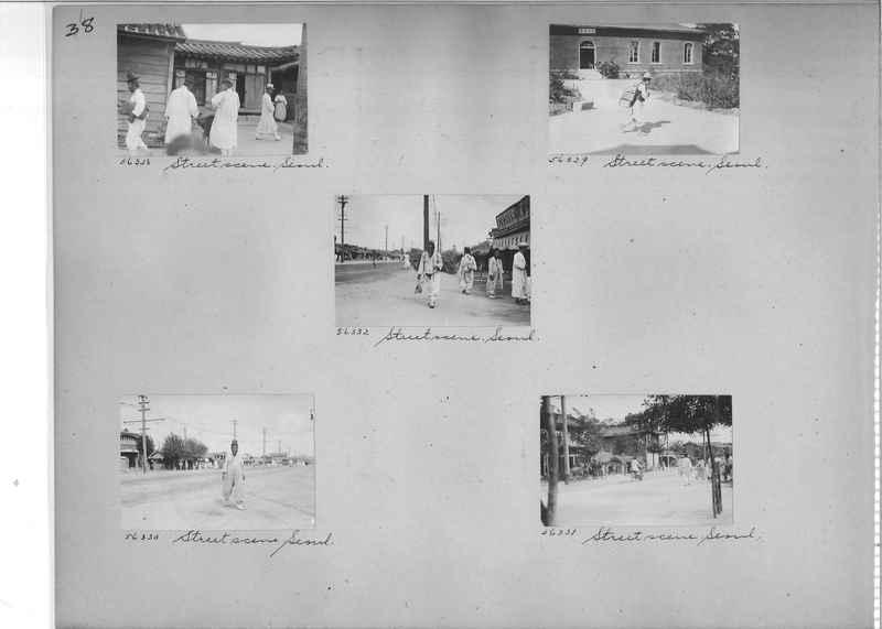 Mission Photograph Album - Korea #5 page 0038