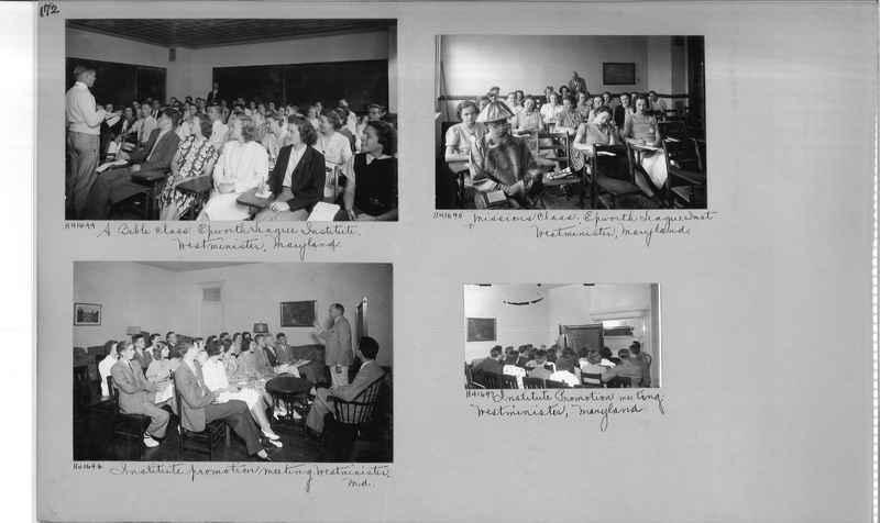Mission Photograph Album - Religious Education #1 page 0172