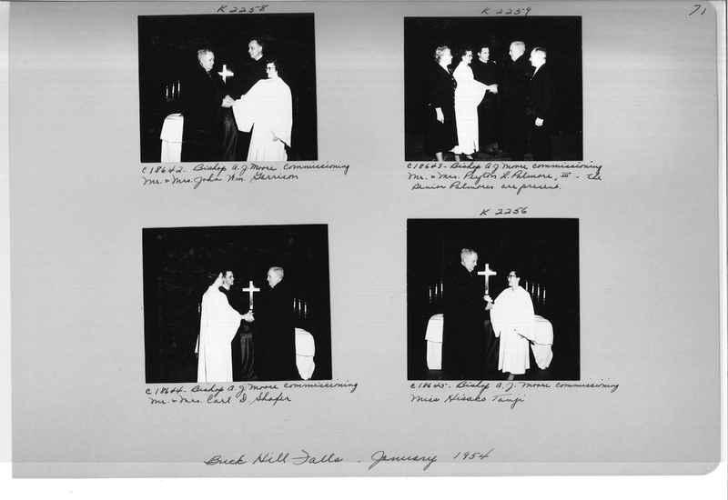 Mission Photograph Album - Portraits #08 Page 0071
