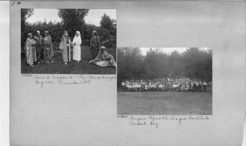 Mission Photograph Album - Education #2 page 0080