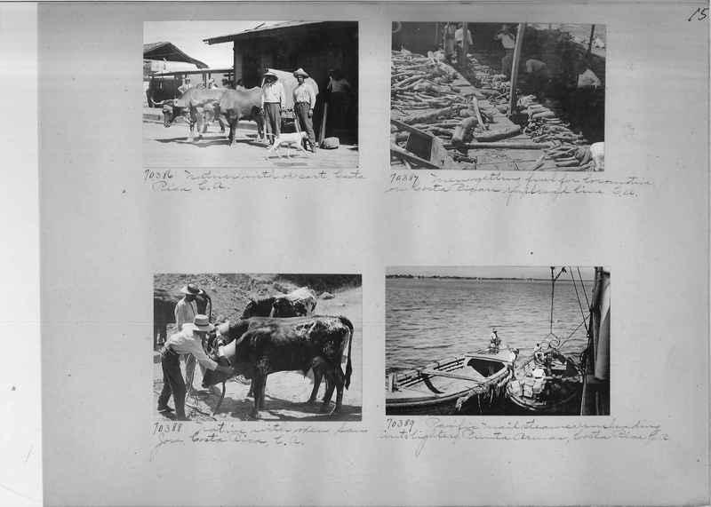 Mission Photograph Album - Panama #03 page 0015