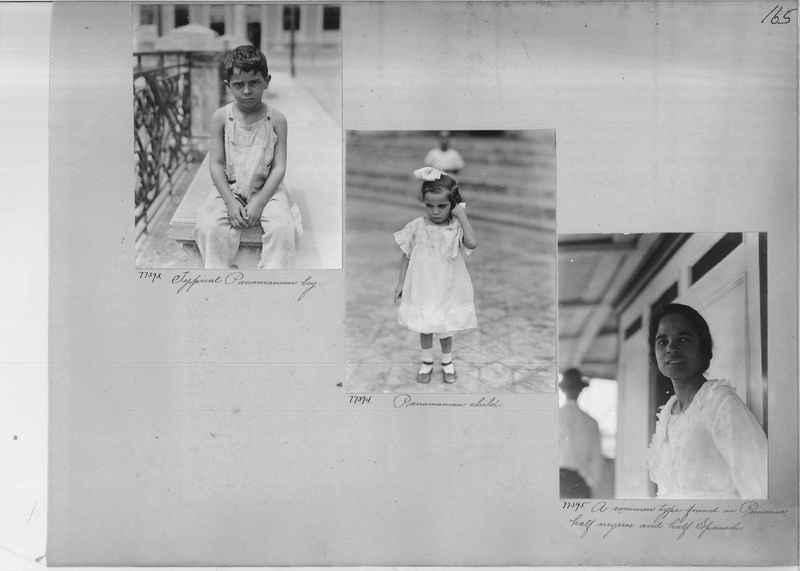Mission Photograph Album - Panama #03 page 0165