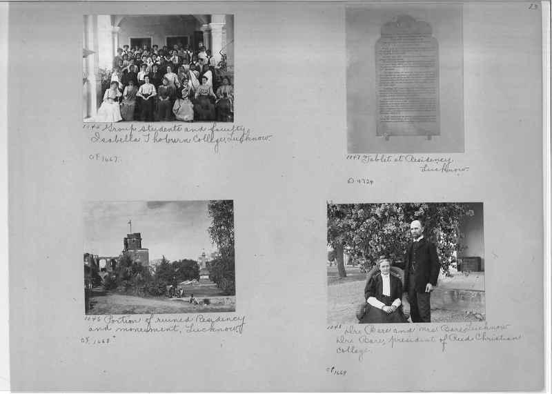 Mission Photograph Album - India #01 page 0013