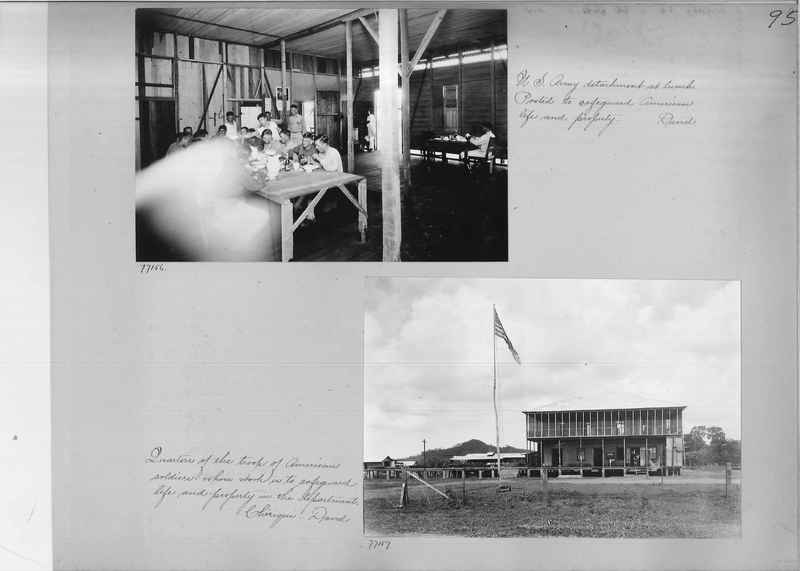 Mission Photograph Album - Panama #03 page 0095