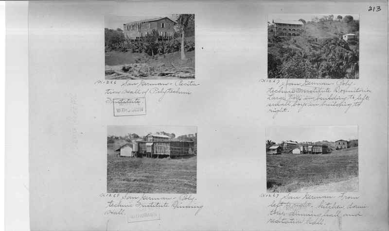 Mission Photograph Album - Puerto Rico #2 page 0213
