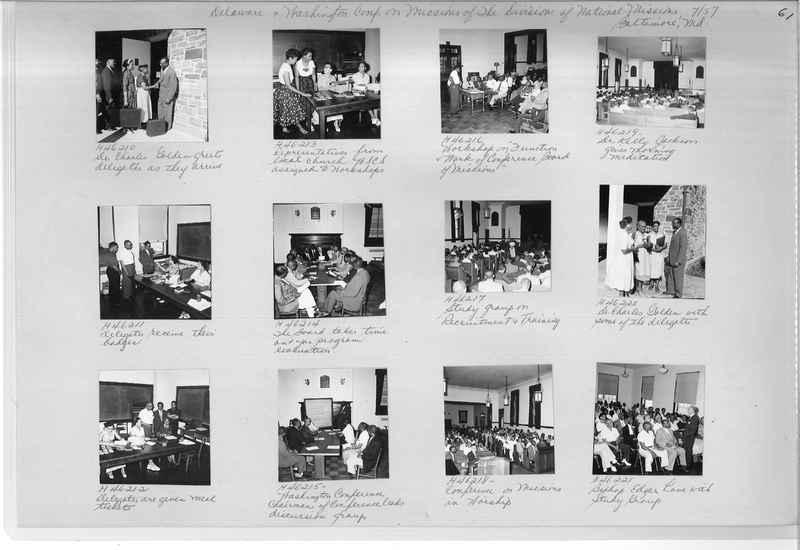 Mission Photograph Album - Negro #7 page 0061