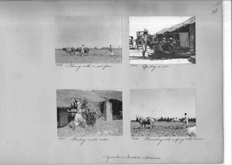 Mission Photograph Album - India #09 Page 0071