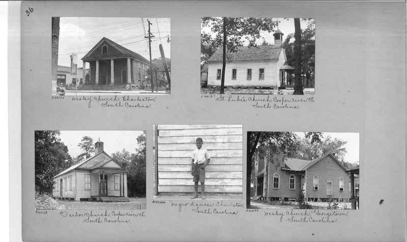 Mission Photograph Album - Negro #6 page 0036