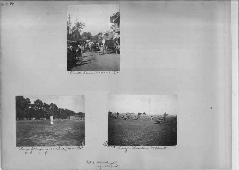 Mission Photograph Album - India - O.P. #01 Page 0034