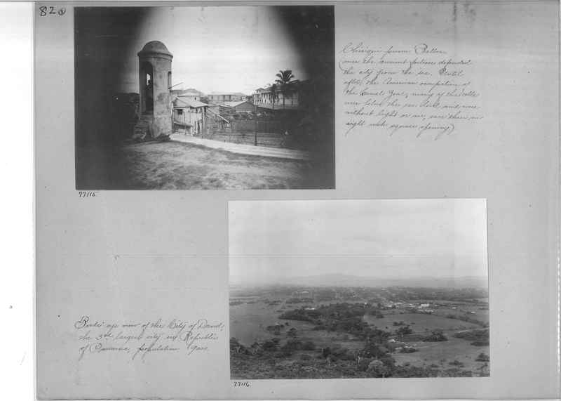 Mission Photograph Album - Panama #03 page 0082