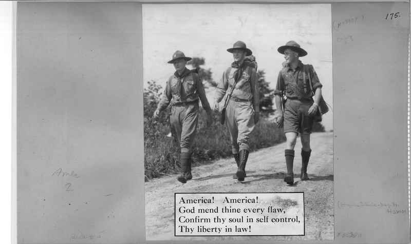Mission Photograph Album - America #2 page 0175