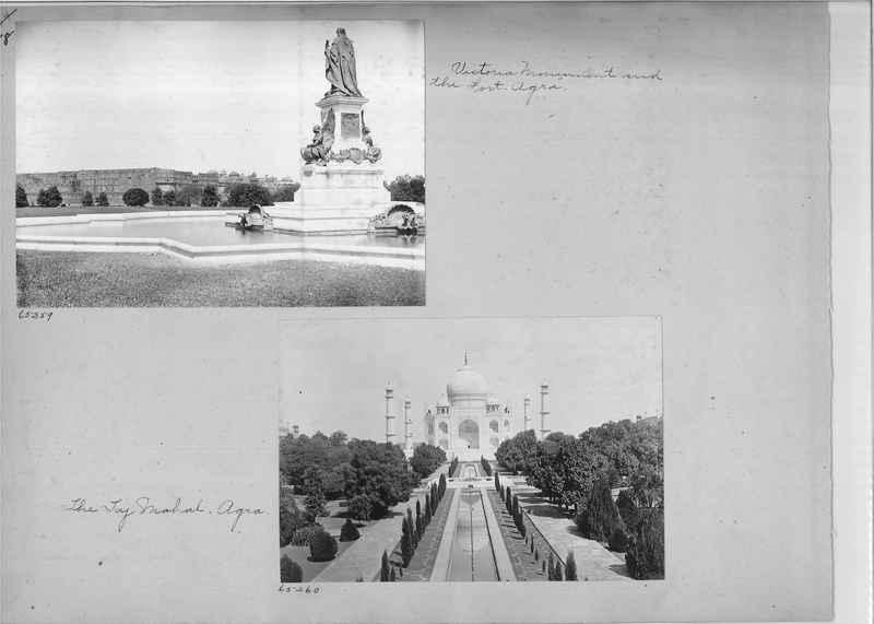 Mission Photograph Album - India #08 Page 0118