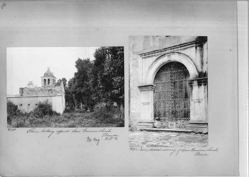 Mission Photograph Album - Mexico #05 page 0246