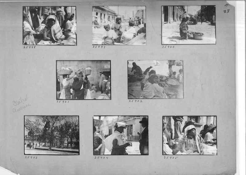 Mission Photograph Album - Mexico - O.P. #01 Page 0033