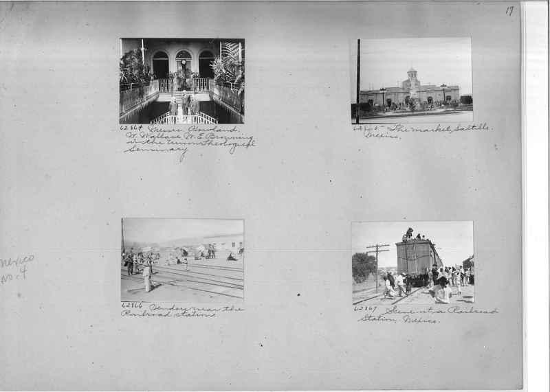 Mission Photograph Album - Mexico #04 page 0017