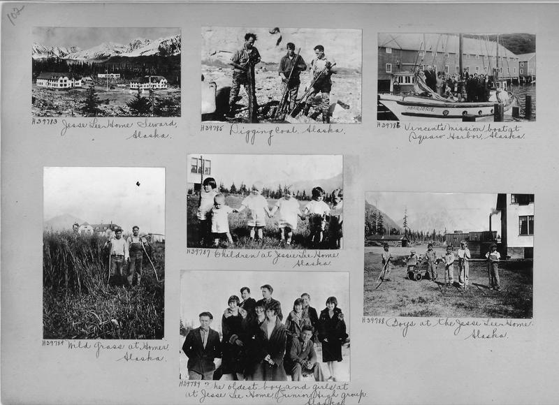 Mission Photograph Album - Alaska #1 page 0102