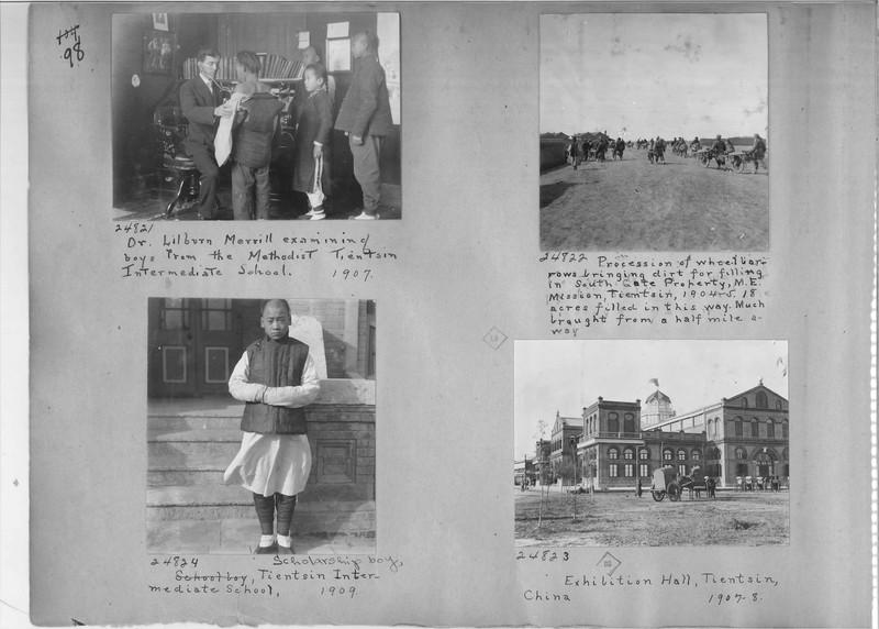 Mission Photograph Album - China #7 page 0098