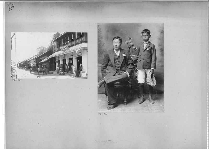 Mission Photograph Album - Burma #1 page 0148