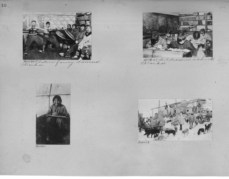 Mission Photograph Album - Alaska #1 page 0020